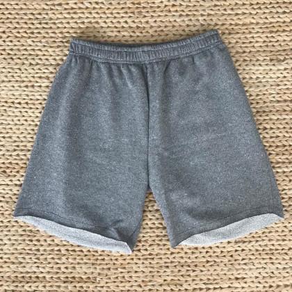 Shorts moletinho masculino