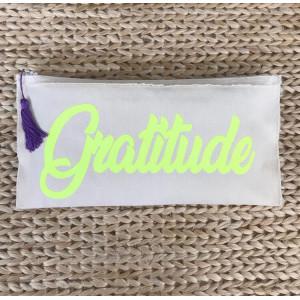 Necessaire Gratitude